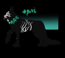 0004 Shield Wolf - Mine