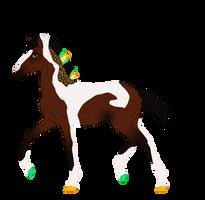 N6835 Padro Foal Design - Mine by slayingallhumans