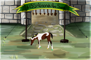 N6835 HSS Almonds Are Sweet by slayingallhumans