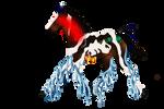 599 Favarikund Foal Design