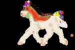 613 Favarikund Foal Design