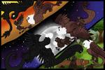 [Commission] Stryx Breeding Rites - Whitewolf