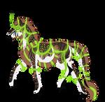 N7362 Padro Foal Design - Mine