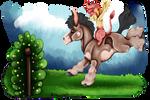 [PTS] Donkey Treks