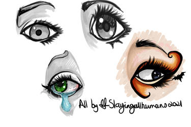 DA Eye Tutorial