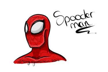 [DA Badge] How to draw Spider Man