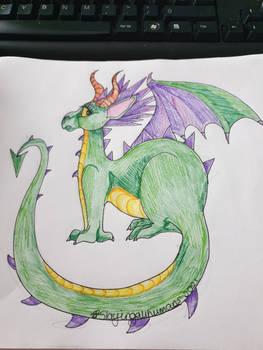 [DA Tutorial] How to draw a dragon with Ryky!