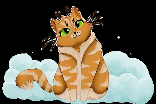 [DA Tutorial Cat] KITTY