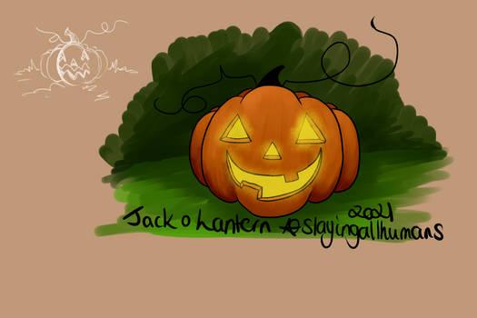 [DA Pumpkin Badge] Time To Jack-O-Lantern