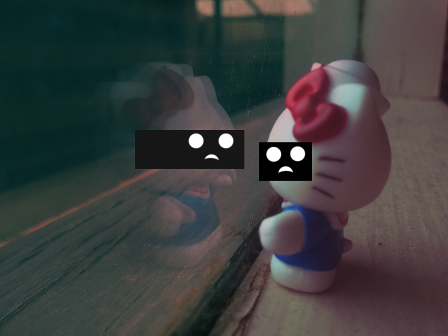 Censored Kitty by DarkAliceDreams