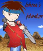 Inferno's Advenutre Title by travisuped