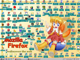 Firefox's Playroom. by travisuped