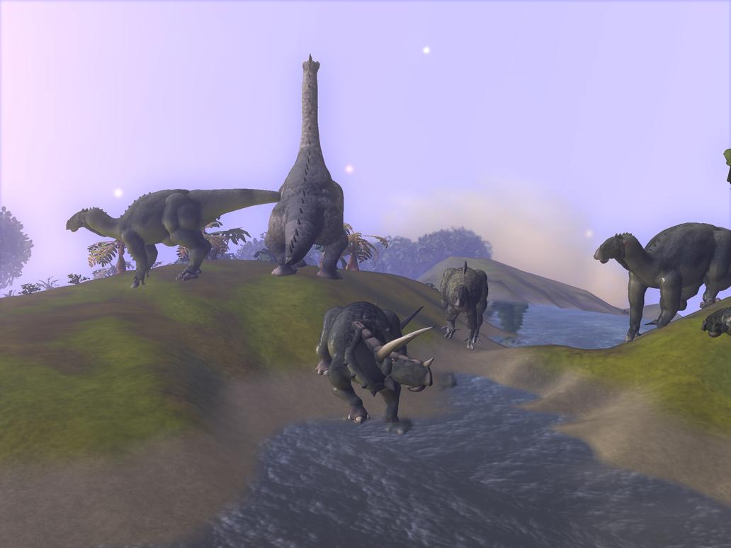 Spore community greetings by dinosaurhunter100 on deviantart - Spore galactic adventures wallpaper ...