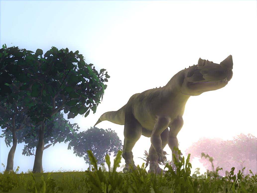 Spore ceratosaurus by dinosaurhunter100 on deviantart - Spore galactic adventures wallpaper ...