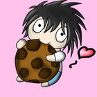 L has a cookie. by Sifratus