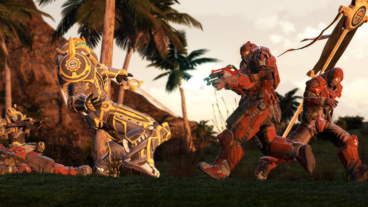 Tribes ascend gmod by ThomasMcfloy