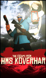 The Escape from HMS Koverhar by ThomasMcfloy
