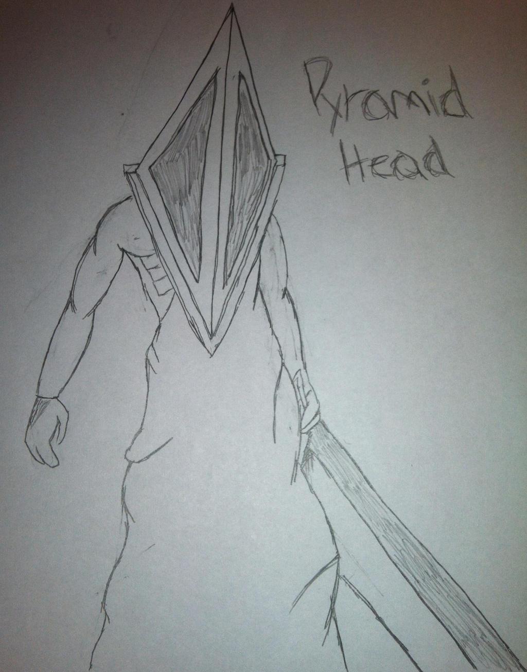 Pyramid Head 3 by DeathsLittleBirdie