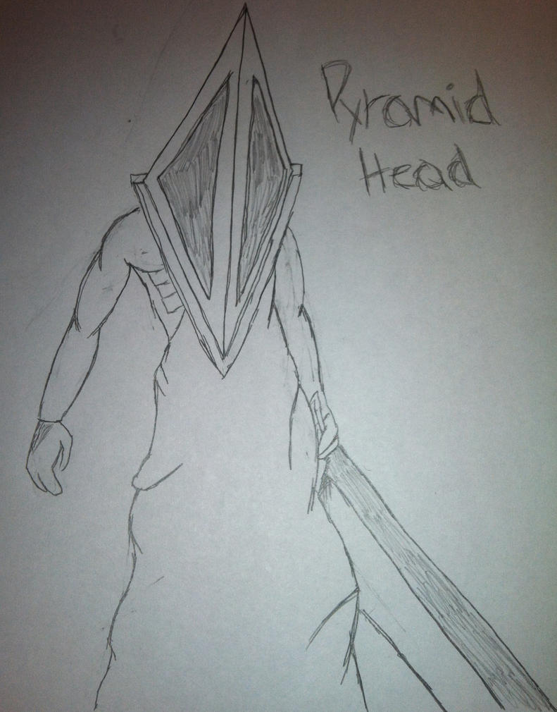 Pyramid Head 3 by DeathsLittleBirdie