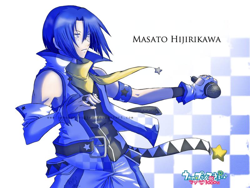 Uta No Prince-Sama: Masato by InnocenceShiro