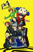 P4-Rescue Time by InnocenceShiro