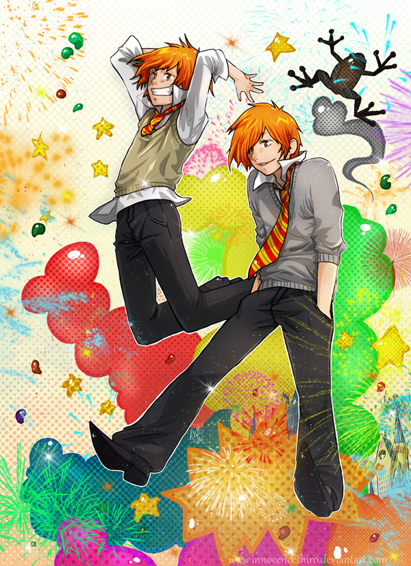 HP-The fun is here by InnocenceShiro