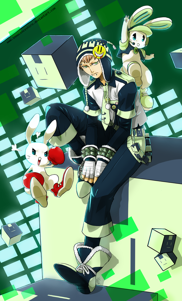 DRAMAtical Murder-Noiz by InnocenceShiro