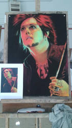 Synyster Gates pastels by InnocenceShiro