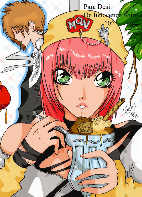 A Sweet Ice-Cream For You by InnocenceShiro