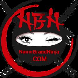 Name Brand Ninja LOGO Design