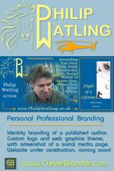 Clever Brander Design For Philip Watling