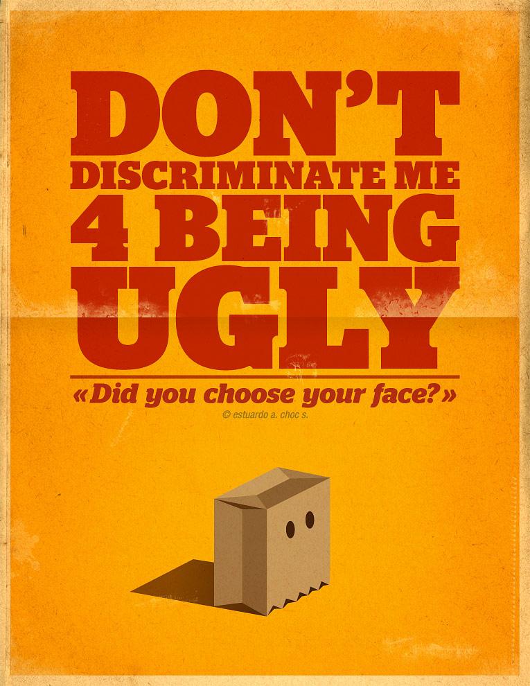 Facial Discrimination by hypostatic