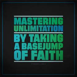 Mastering Unlimitation by hypostatic