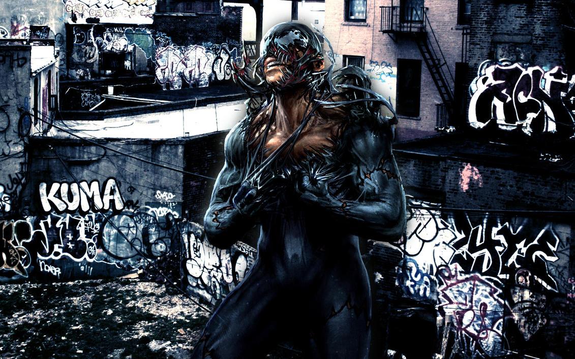 Agent venom iphone wallpaper