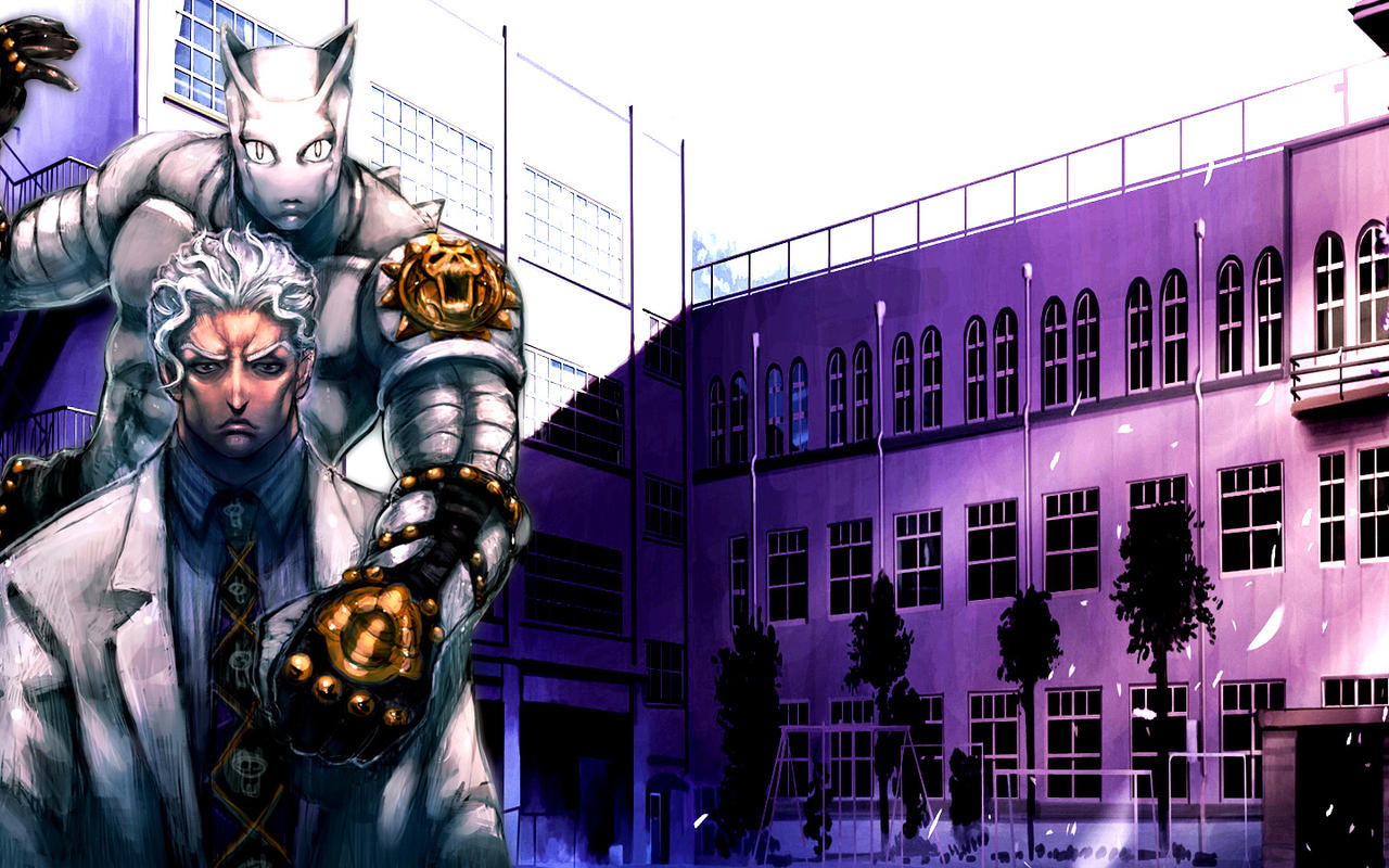 Kira and Killer Queen wallpaper by Franky4FingersX2 on ...