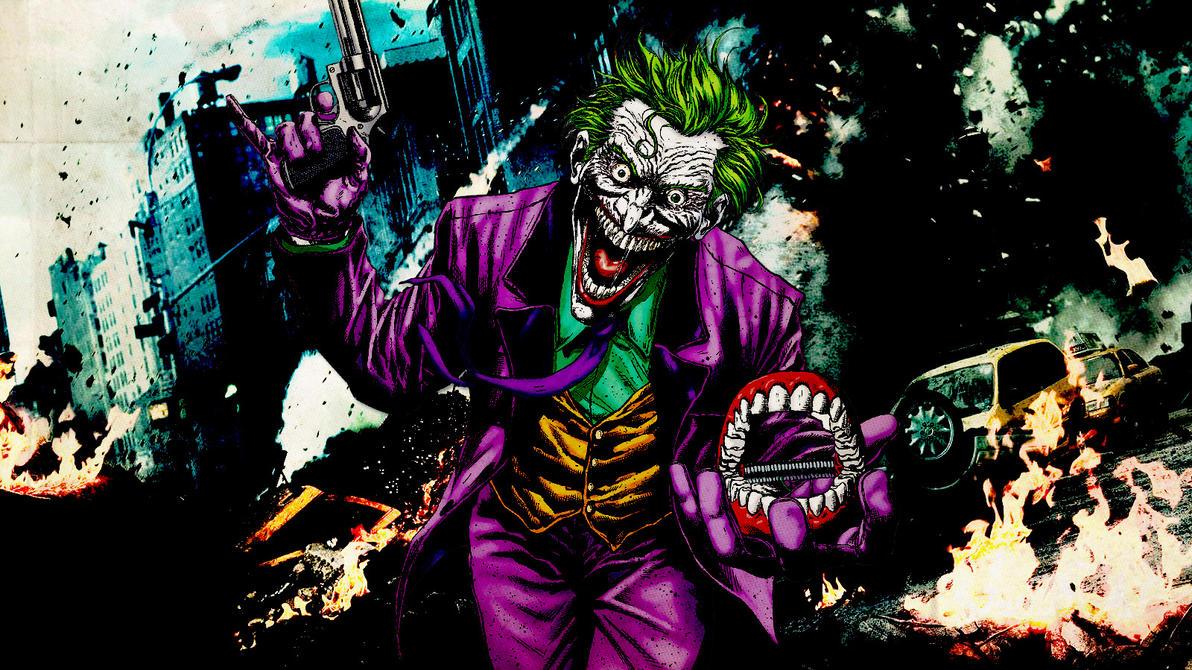 Joker Wallpaper By Franky4FingersX2 On DeviantArt