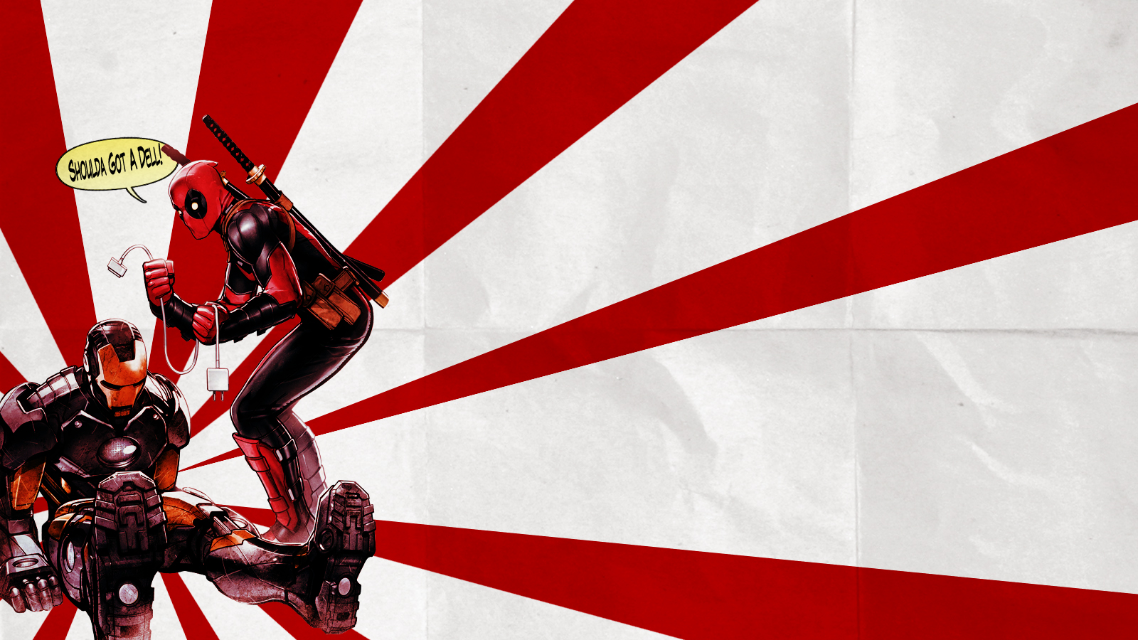 deadpool wallpaper 1600x900