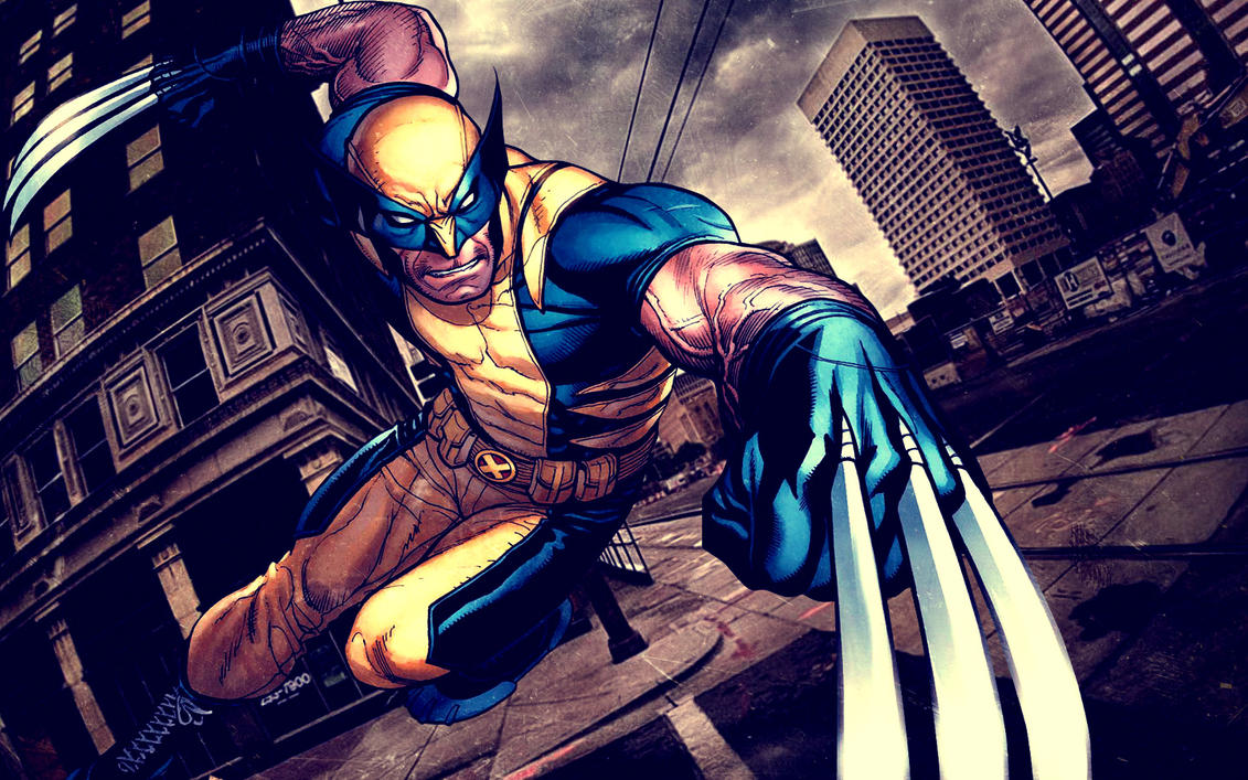 Wolverine wallpaper by franky4fingersx2 on deviantart wolverine wallpaper by franky4fingersx2 voltagebd Images