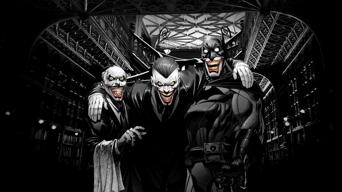 Alfred Joker And Batman Endgame Wallpaper By Franky4FingersX2