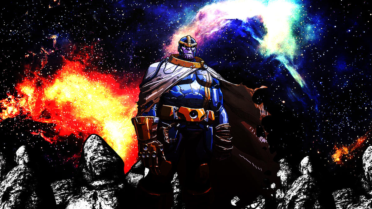 Most Inspiring Wallpaper Marvel Secret Wars - thanos_secret_wars_wallpaper_by_franky4fingersx2-d8o722x  Trends_123128.jpg
