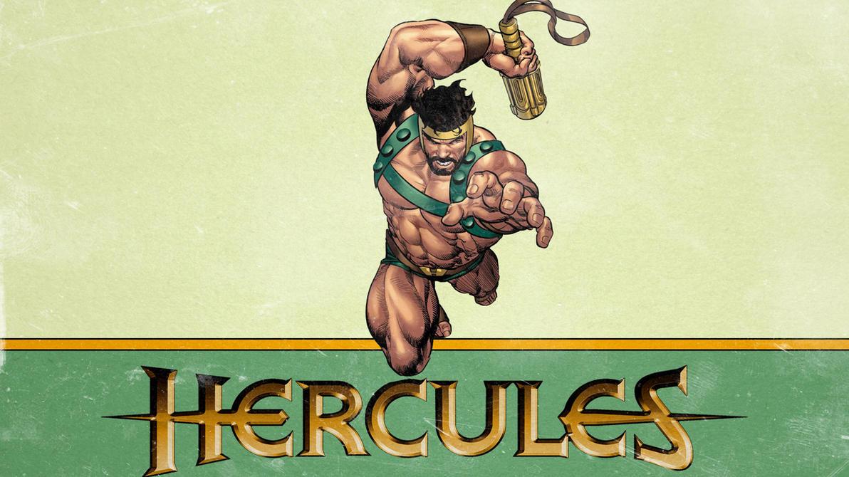 Marvels Hercules Wallpaper By Franky4FingersX2