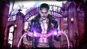 Suicide Squad Joker Wallpaper by Franky4FingersX2