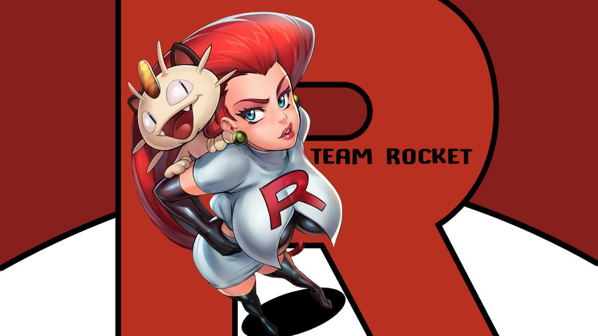 Pokemon Team Rocket Wallpaper by Franky4FingersX2 on ...