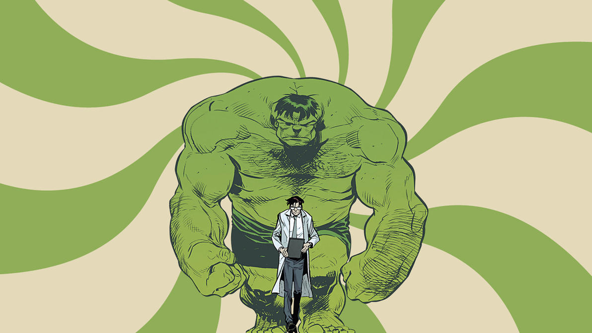 Incredible Hulk Wallpaper By Franky4FingersX2