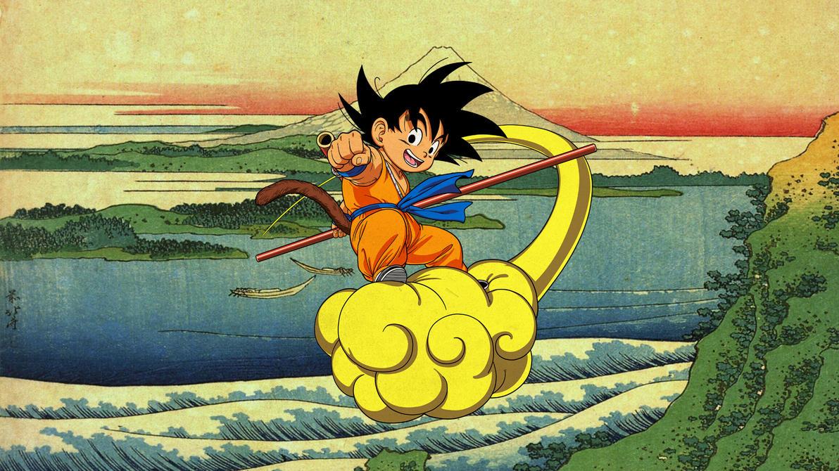Kid Goku Dragonball Wallpaper By Franky4FingersX2