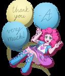 Pinkie Pie: Thanks!!!