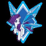Rarity: Crystal Wings