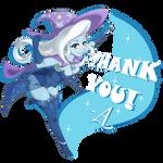 Trixie: THANK YOU!