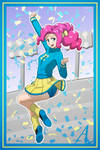 Pinkie Pie: CHEER!!! (No Pompoms Ver.)