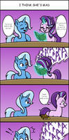MLP: I Think She's Mad